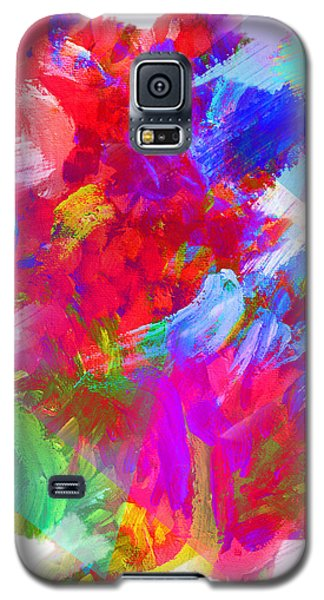 Holy Town Galaxy S5 Case by AC Williams