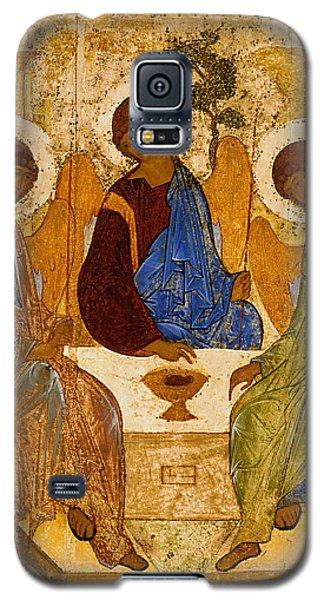 Holy Trinity. Troitsa Galaxy S5 Case