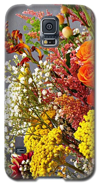 Galaxy S5 Case featuring the photograph Holy Week Flowers 2017 2 by Sarah Loft