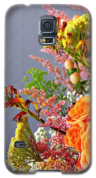 Galaxy S5 Case featuring the photograph Holy Week Flowers 2017 3 by Sarah Loft
