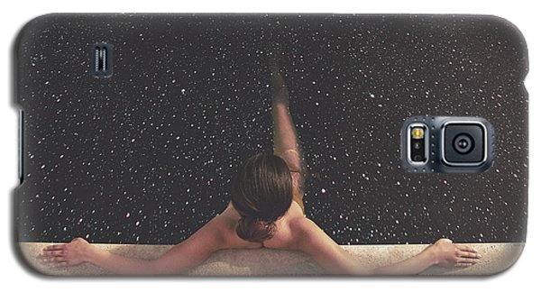 Surrealism Galaxy S5 Case - Holynight by Fran Rodriguez