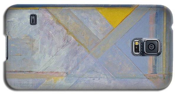 Homage To Richard Diebenkorn's Ocean Park Series  Galaxy S5 Case by Cliff Spohn