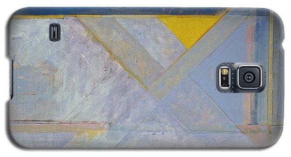 Homage To Richard Diebenkorn's Ocean Park Series  Galaxy S5 Case
