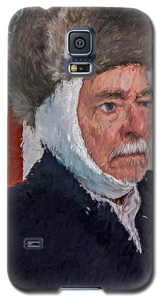 Homage To Van Gogh Two Galaxy S5 Case