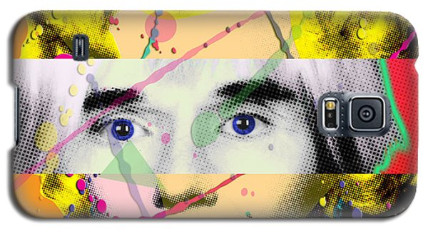 Homage To Warhol Galaxy S5 Case