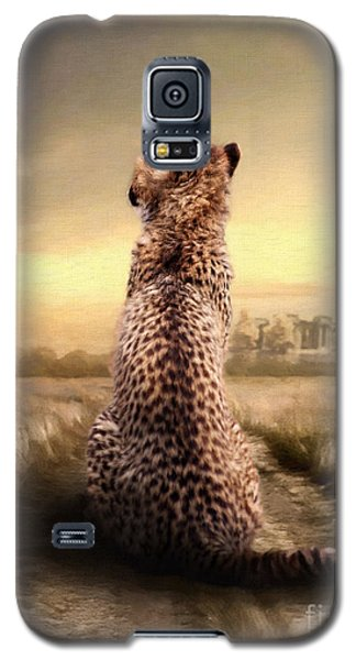 Galaxy S5 Case featuring the photograph Home by Christine Sponchia