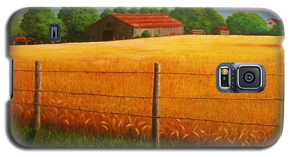 Home On The Farm Galaxy S5 Case by Gene Gregory
