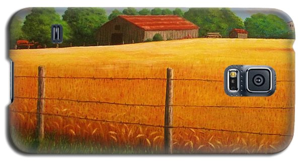 Home On The Farm Galaxy S5 Case