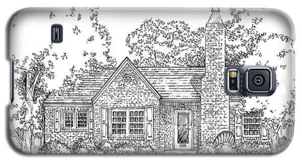 Home Portrait #3 Galaxy S5 Case