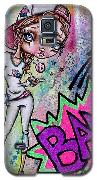Home Run Sally Galaxy S5 Case