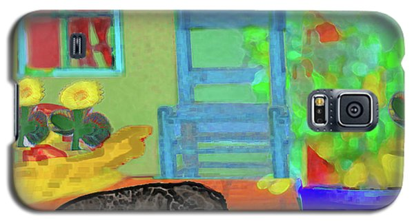 Home Sweet Home Painting 4 Galaxy S5 Case