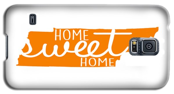 Galaxy S5 Case featuring the digital art Home Sweet Home Tennessee by Heather Applegate