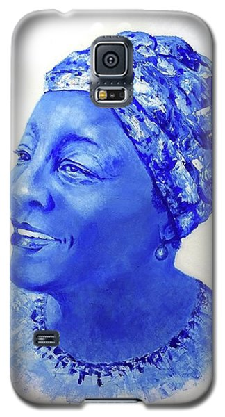 home To Zimbabwe Galaxy S5 Case