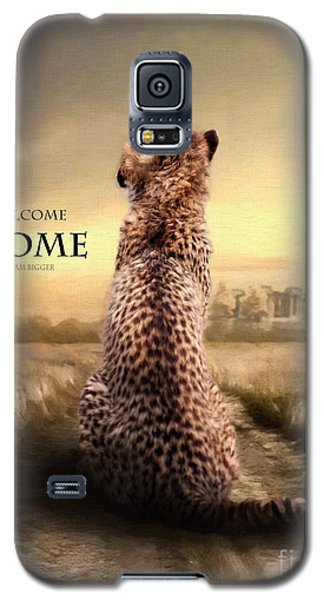 Galaxy S5 Case featuring the photograph Home2 by Christine Sponchia