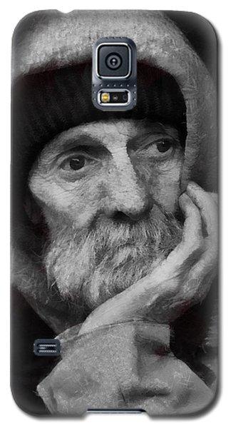 Homeless Galaxy S5 Case by Gun Legler