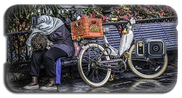Homeless In New Orleans, Louisiana Galaxy S5 Case
