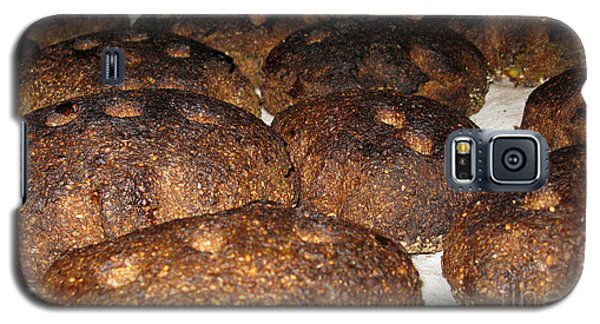 Homemade Lithuanian Rye Bread Galaxy S5 Case by Ausra Huntington nee Paulauskaite