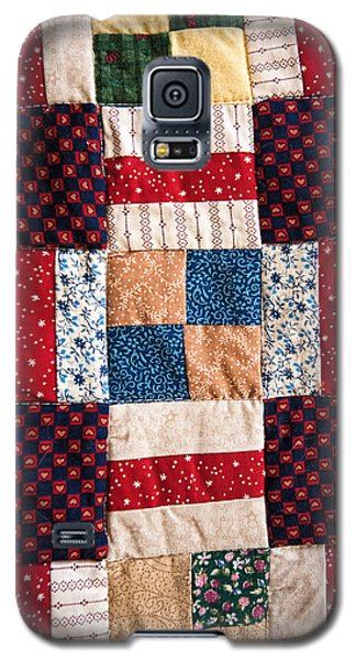 Homemade Quilt Galaxy S5 Case