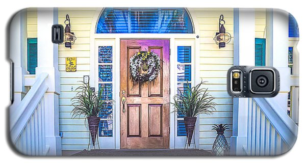 Galaxy S5 Case featuring the photograph Homes Of Key West 10 by Julie Palencia