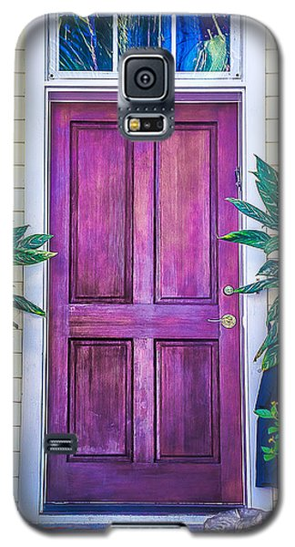 Galaxy S5 Case featuring the photograph Homes Of Key West 11 by Julie Palencia