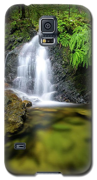 Homesite Falls Autumn Serenity Galaxy S5 Case