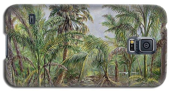 Homestead Tree Farm Galaxy S5 Case