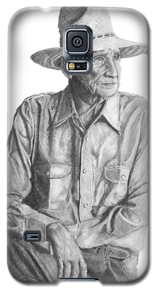 Homesteader Galaxy S5 Case by Lawrence Tripoli