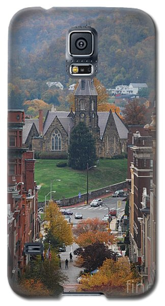 Galaxy S5 Case featuring the photograph My Hometown Cumberland, Maryland by Eric Liller