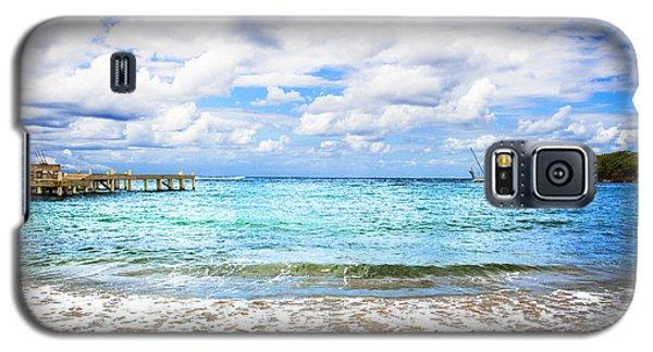 Honduras Beach Galaxy S5 Case