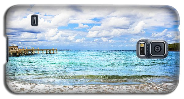 Honduras Beach Galaxy S5 Case