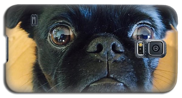 Galaxy S5 Case featuring the photograph Honestly by Paula Brown