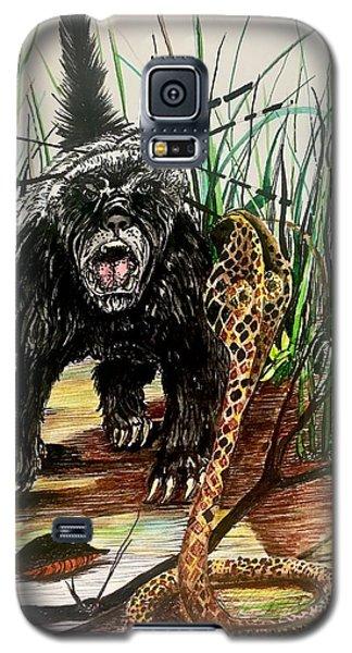 Honey Badger Galaxy S5 Case