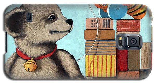 Honey Bear - Vintage Toys Galaxy S5 Case