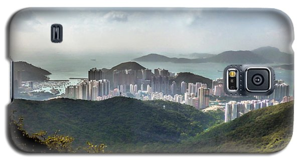 Hong Kong From Victoria Peak Galaxy S5 Case