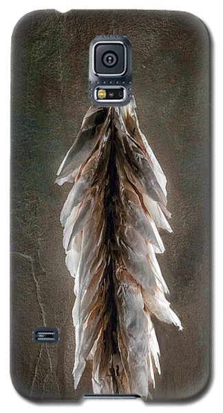 Hong Kong Orchid Seed Pod 2 Galaxy S5 Case