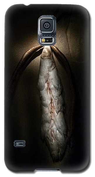 Hong Kong Orchid Seed Pod #3 Galaxy S5 Case
