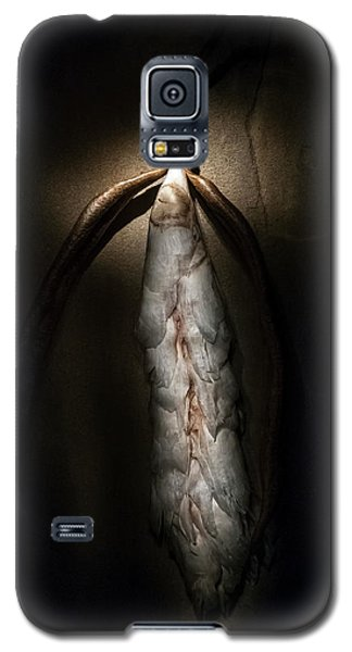 Hong Kong Orchid Seed Pod #3 Galaxy S5 Case