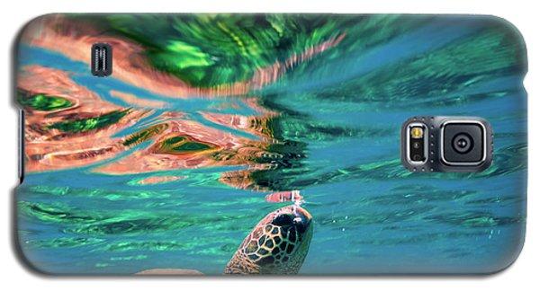 Hono Abstract Galaxy S5 Case