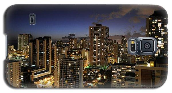 Honolulu Nights Galaxy S5 Case