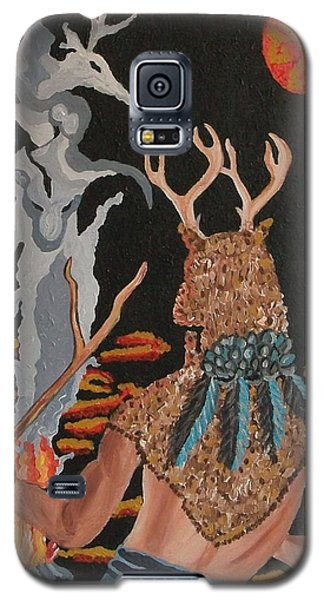 Honoring Galaxy S5 Case by Carolyn Cable