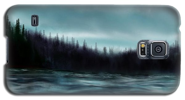 Hood Canal Puget Sound Galaxy S5 Case