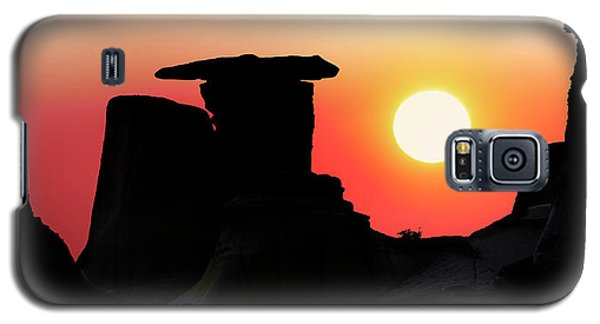 Hoodoo Sunrise Galaxy S5 Case