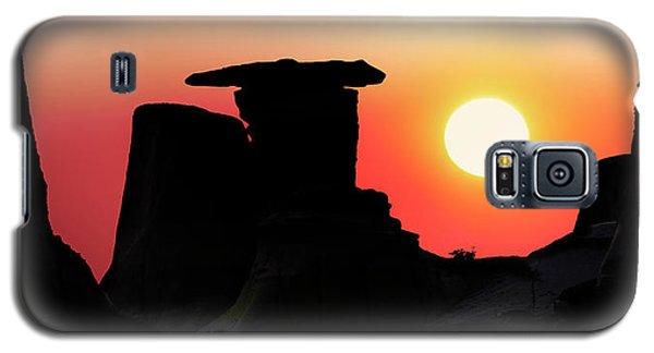 Hoodoo Sunrise Galaxy S5 Case