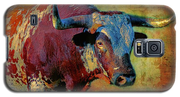 Hook 'em 2 Galaxy S5 Case by Colleen Taylor