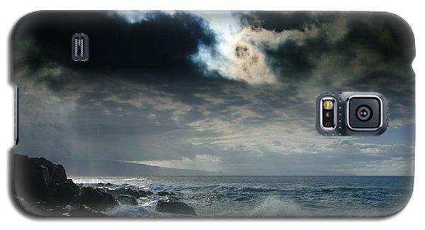 Hookipa Waiola  O Ka Lewa I Luna Ua Paaia He Lani Maui Hawaii  Galaxy S5 Case