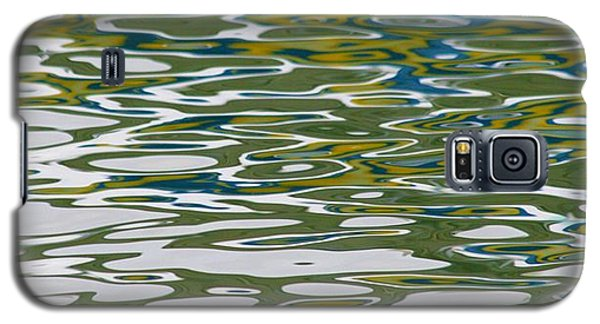 Hoops Of Light Reflection Galaxy S5 Case