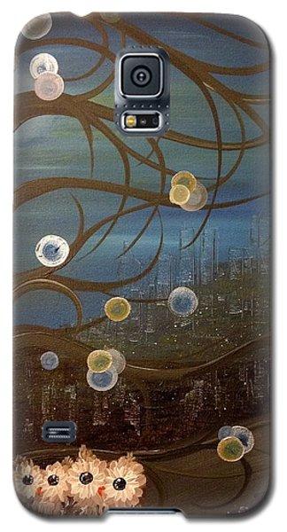 Hoo's City Original Galaxy S5 Case