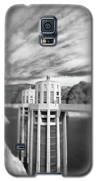 Hoover Dam Intake Towers No. 1-1 Galaxy S5 Case