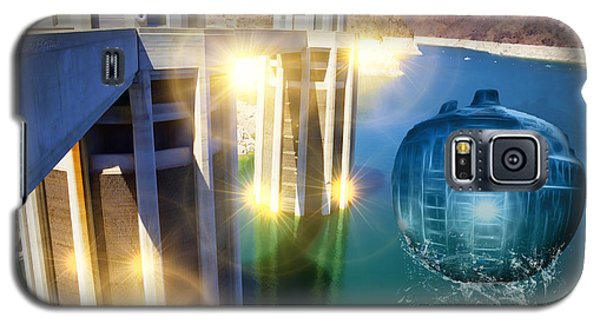 Hoover Intake Facility Galaxy S5 Case