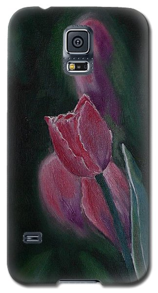 Galaxy S5 Case featuring the painting Hope by Geeta Biswas